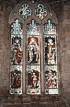Picture of Side Chapel Window